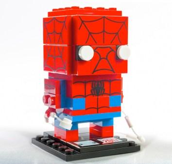 Spider-Man LEGO Brickheadz