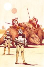 star wars comic covers
