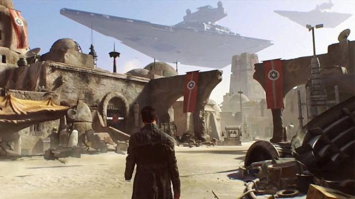 star wars visceral video game