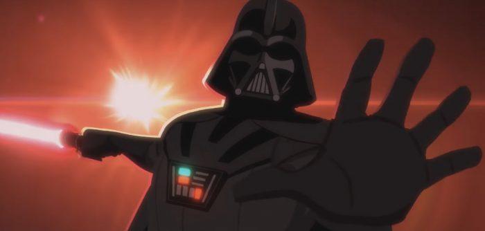 Star Wars Galaxy of Adventures Shorts