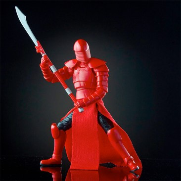 Star Wars The Last Jedi Black Series - Praetorian Guard