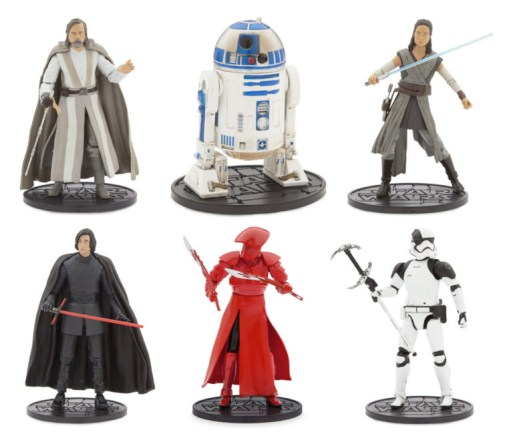 Star Wars: The Last Jedi Elite Series Figures
