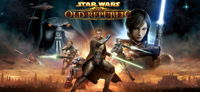 Star Wars The Old Republic TV Series