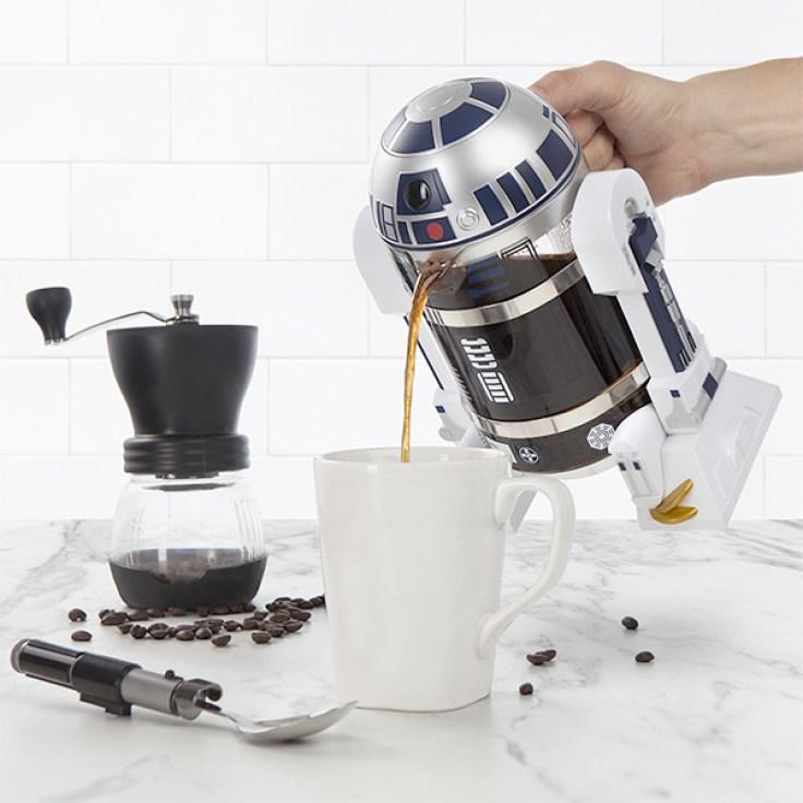 Star Wars - R2-D2 Coffee Press