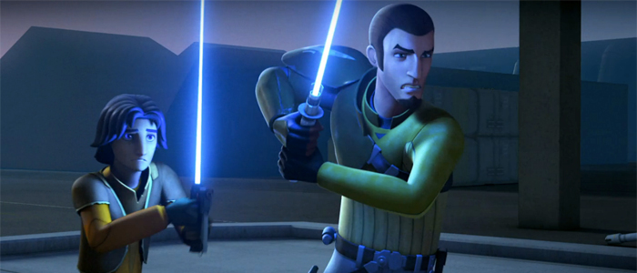 Star Wars Rebels Second Season Premiere