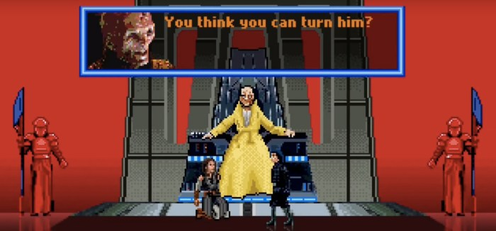 Star Wars: The Last Jedi 16-bit - Morning Watch