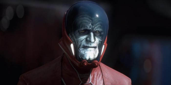 Star Wars Battlefront 2 Cinematic Scene