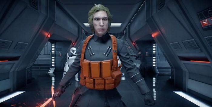 Star Wars Battlefront 2 - Matt the Radar Technician - Morning Watch