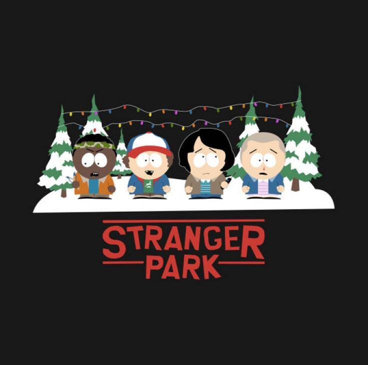 Stranger Things Shirt - South Park