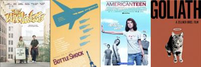 2008 Sundance Movie Posters