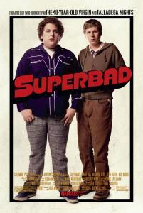 Superbad Movie Poster