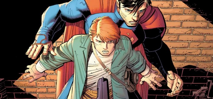 Superman - jimmy Olsen