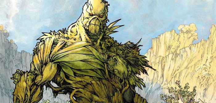alex garland swamp thing movie