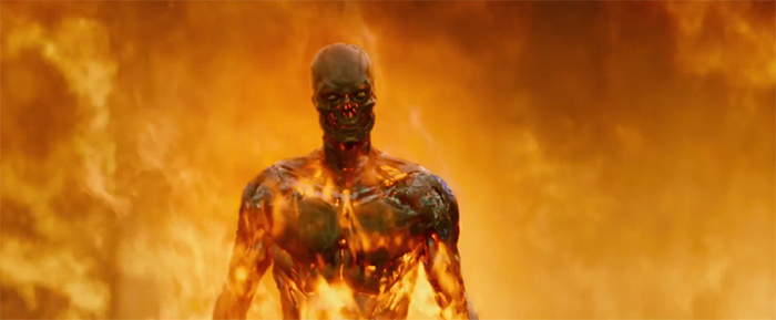 Terminator Genisys Super Bowl