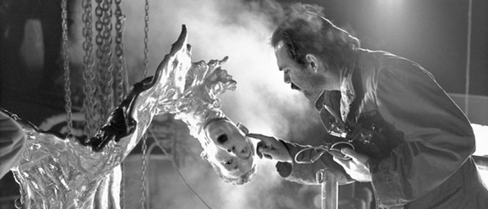 Terminator 2 T-1000 special effects