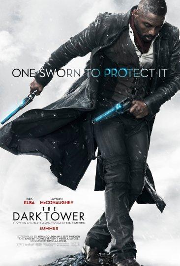 the dark tower posters idris elba