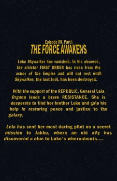 the force awakens comic 1