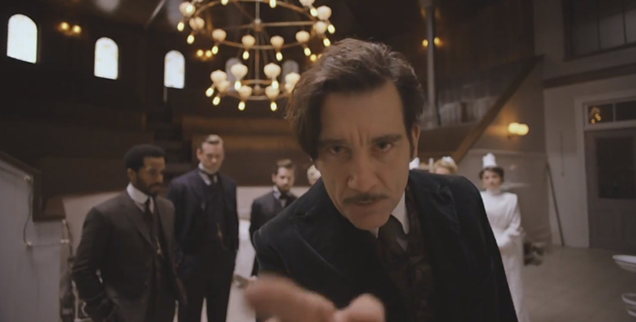 The Knick S2 teaser