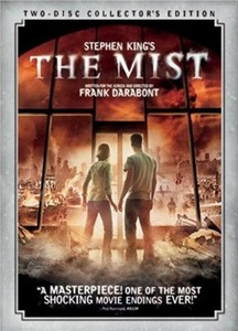 The Mist 2-disc DVD