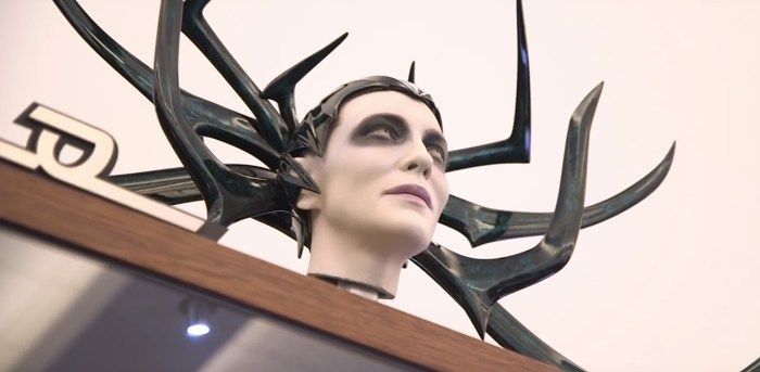 Thor Ragnarok - Hela Headdress - Morning Watch