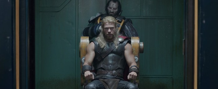 Thor Ragnarok - Chris Hemsworth as Thor