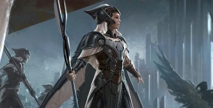 Thor: Ragnarok Valkyrie Concept Art