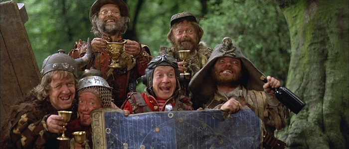 time bandits tv series