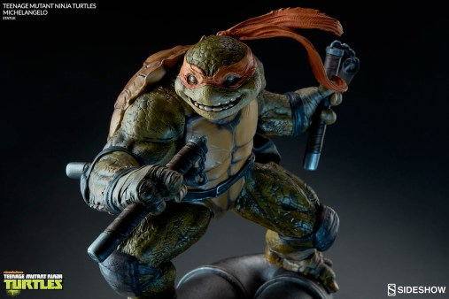 Teenage Mutant Ninja Turtles - Sideshow Collectibles - Michelangelo