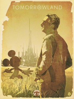 Tomorrowland - Poster Posse 3
