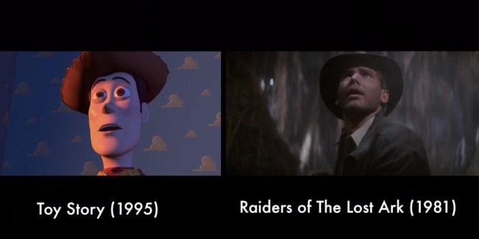 Pixar's Classic Movie References