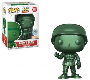 Funko POP Green Army Man