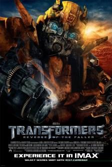 transformers 2 imax poster big