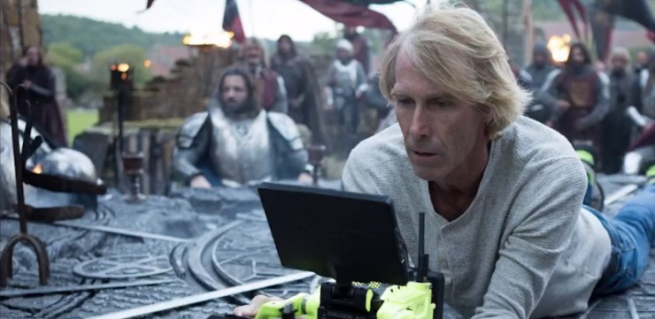 Transformers The Last Knight IMAX Featurette - Michael Bay