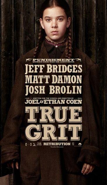 True Grit - Hailee Steinfeld