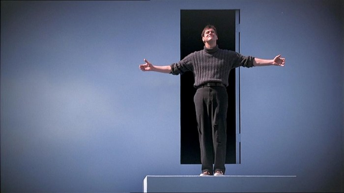 The Truman Show - Jim Carrey