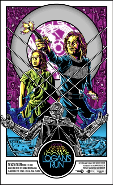 Tim Doyle Logan's Run Variant