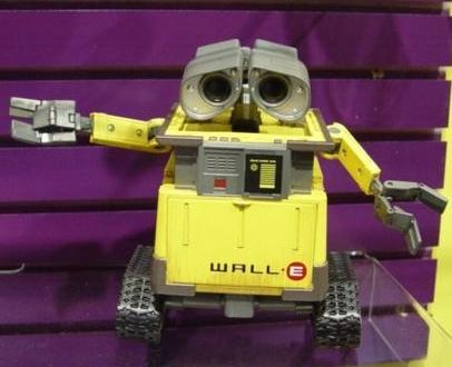 Cool Stuff: WALL-E Action Figure