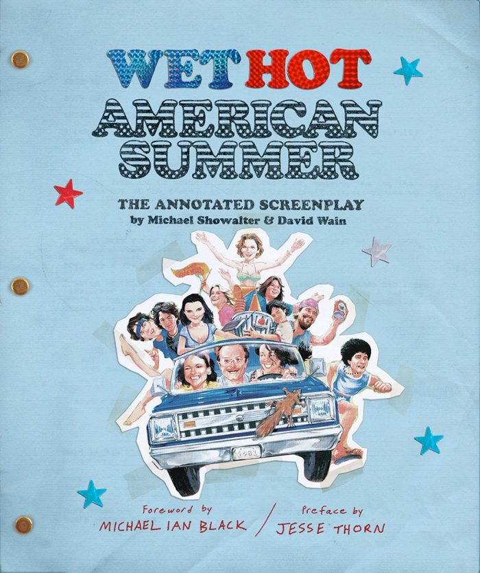 Wet Hot American Summer Screenplay
