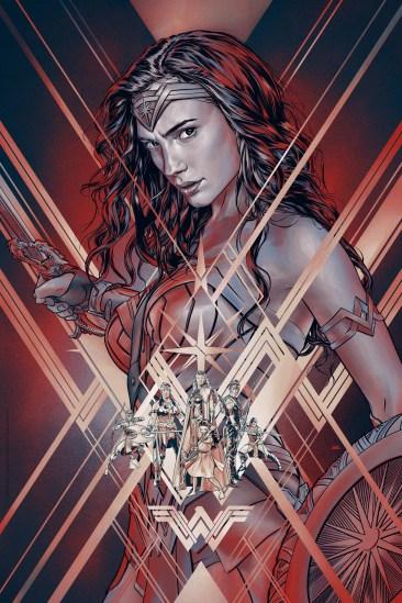Wonder Woman - Martin Ansin