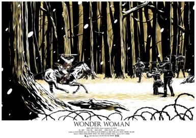 Poster Posse Wonder Woman