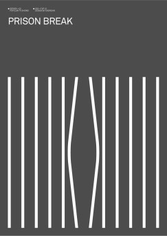 Albert Exergian's Prison Break Poster