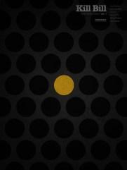 Ibraheem Youssef's Kill Bill Volume 1 Poster