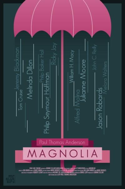 Mario Graciotti's Magnolia Poster