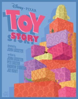 Mario Graciotti's Toy Story Poster