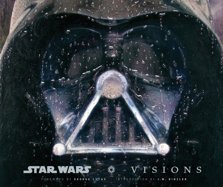 Star Wars: Visions - Book Cover