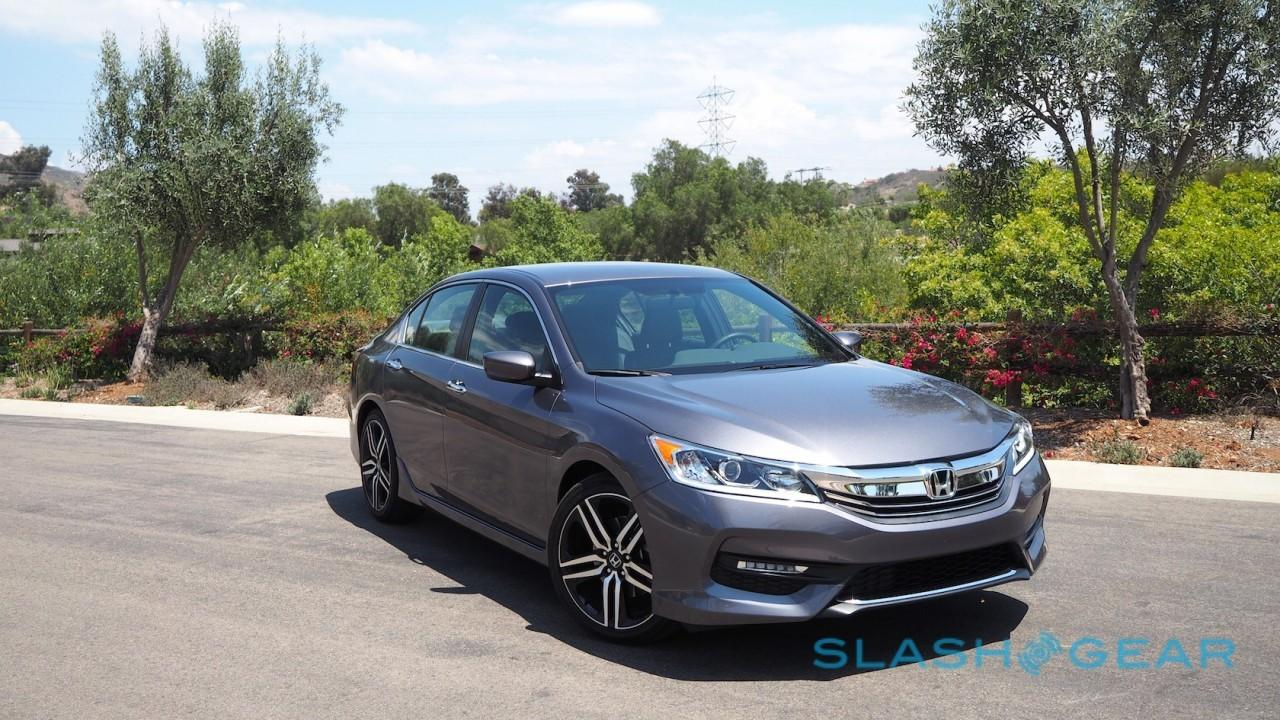 2016 honda accord first drive coupe