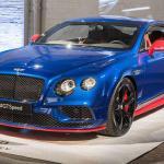 Bentley Continental Gt Speed Has 633hp Comes In Superman Colors Slashgear