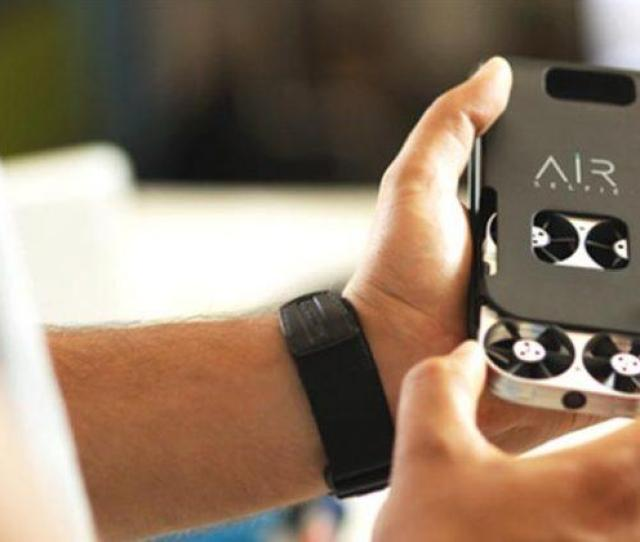 Airselfie Mini Drone Uses 5mp Camera To Take Your Selfie