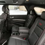 2017 Dodge Durango R T Review No Srt Required For This V8 Powered Suv Slashgear