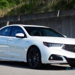 2018 Acura Tlx V6 A Spec First Drive Millennial Minded Slashgear